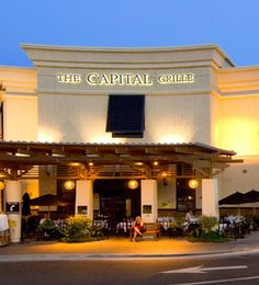 The Capital Grille Tampa Restaurant, located at international mall - Some of the best steak!