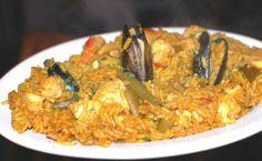 Μυδοπίλαφο χωρίς λάδι Grains, Rice, Food, Eten, Seeds, Meals, Korn, Diet