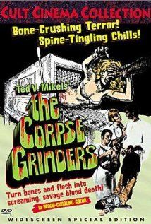 The Corpse Grinders (1971) - I've heard a lot of people bad-mouth this film but, being a fan of horribly-made 70's horror, this is right up my alley. I love it!