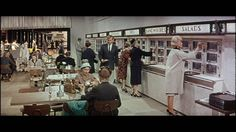Remember that scene at Horn and Hardart with Doris Day? The year was 1962 in A Touch of Mink !