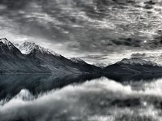 New Zealand - Northern end of Lake Wakatipu, on the shore near Blanket Bay Lodge, which was empty except for me in late July (winter visitors to Queenstown stick to the ski resorts at the southern end of the Lake) Landscaping Austin, New Zealand Winter, Bay Lodge, Lake Wakatipu, We Are The World, Travel Memories, Best Places To Travel, Ultimate Travel, Travel Photos