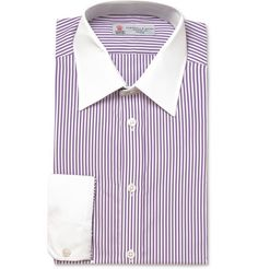 Turnbull and Asser.  One of my favorite shirt makers.  I need to get more of these.