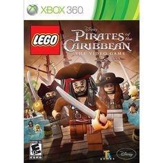 LEGO® Pirates of the Caribbean: The Video Game (Xbox 360