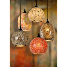 Bestel de Landelijke hanglamp Sien, Multi-color op Lampgigant.nl ✓ Snel gratis bezorgd ✓ Grootste collectie in NL & BE!