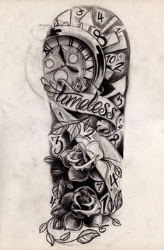 half sleeve tattoo designs - Buscar con Google