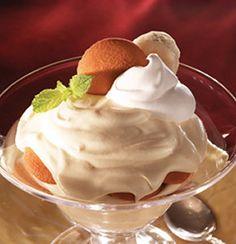 Recipe for Creamy Banana Pudding