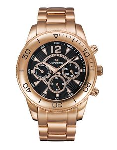 Viceroy Rose gold watch