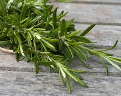 ROSEMARY BEAUTY RECIPES
