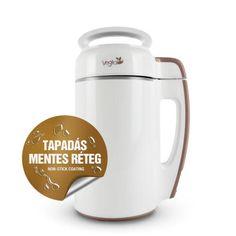 Növényi tejkészítő automata - Nóri mindenmentes konyhája Tapas, Travel Mug, Automata, Smoothie, Mugs, Tableware, Minden, Dinnerware, Tumblers