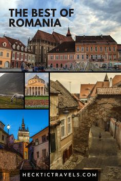 After spending a few amazing weeks in Romania, the time to leave finally came. Here are our best photos of our travel to this place preserved with medieval towns and legendary forests.
