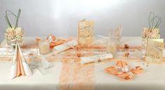 Als Tischdeko zur Hochzeit sind Blumen eine tolle Kombination ...