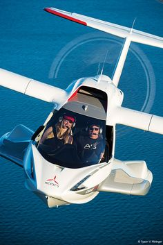 The ICON A5: Art Meets Aviation   PlaneAndPilotMag.com