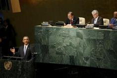 Did you know? The Headquarters of the United Nations has the rostrum containing the ‪#‎serpentine‬ stone desk for the President of the General Assembly at the front of the chamber.
