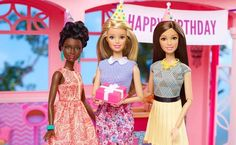 In beeld: Het laatste Barbie nieuws