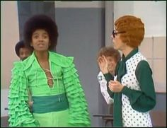 """Jackson 5 on Carol Burnett Show in 1974 Did you know? - There was an actual earthquake in the filming of the skit and Carol calmly reminded the actors, while still in character, """"Don't worry people, it was just the ground moving. No need to talk. The Jackson Five, Jackson Family, Facts About Michael Jackson, Jermaine Jackson, Carol Burnett, The Jacksons, Save The Children, Love Me Forever, About Time Movie"""