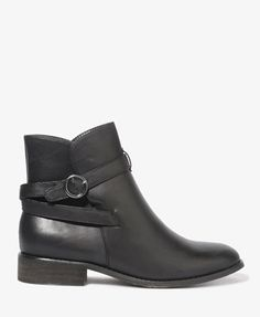 I usually don't wear this style of boot, but tried on in store and they were shockingly comfortable and fit a wider foot. Great basic fall boot.$34.80.#booties.