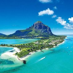 Beautiful locations of Mauritius  #Mauritius is on the western side of the #Island   #travel #tourism