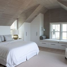 Quaise Road - Contemporary - Bedroom - Boston - BPC ARCHITECTURE