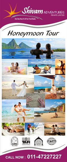 @ Best Deal on Honeymoon Package Booking. More details visit on http://www.shivamtravels.net/popular-destinations.html #honeymoon #deal #packages #goa #manali #kerala #southindia #activity #tours