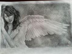 """« immagine »   L'Amore....oltre tutto :tvb   """"Eva era un angelo custode, ed era stata mandata ad un ragazzo di nome...Adam.  Come fanno tutti gli angeli custodi, lo seguiva ovunque, in ogni momento della giornata, e aveva proprio un gran lavoro: Adam infatti era piuttosto distratto, e così Eva face..."""