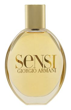 Armani Sensi ( I love this stuff) But you can't get it anymore!