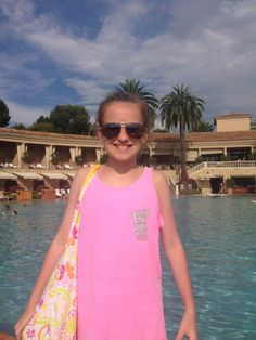 """Thank you for sharing your favorite #pelicanhill #memory with us, George! """"We were at the pool for a pool/beach day and we had a blast on the last day and we didn't want to leave!"""""""