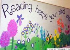 ... Summer Bulletin Boards, Bulletin Boards and Library Bulletin Boards