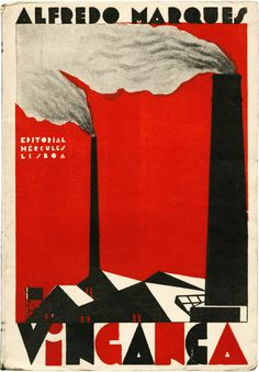 Vingança, Alfredo Marques, Editorial Hércules, 1933