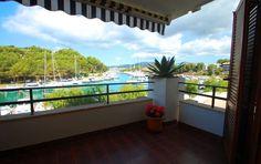 Trevlig och välskött lägenhet med havsutsikt i Santa Ponsa