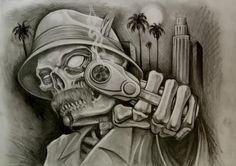 gangster life - indioreyes