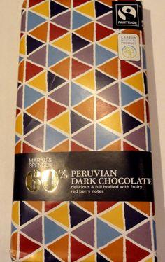 Marks & Spencer 60% Peruvian Dark Chocolate