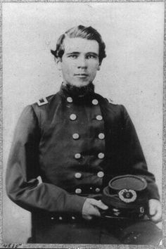 Micah Jenkins, Col. 5th South Carolina Infantry.  Died in 1864 at the age of 29 :-(.
