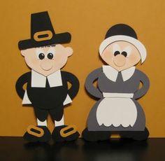 Blinkin', Thinkin', & Inkin': Back to Pointy Chins - Pilgrim Woman