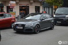 Audi RS3 Sportback 8V 2