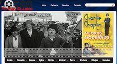 AYUDA PARA MAESTROS: ¿Te gusta el cine clásico? No te pierdas esta web