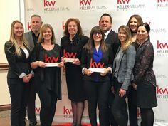 KW Edge Realty 2016 Plantinum Award photo Team Events, Community Events, Investing