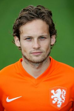 Daley Blind in Holland kit