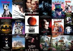 Tim Burton- film (Director, Artistic Director, Producer)
