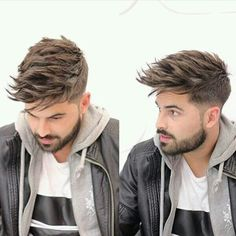 Corte de cabello (spiky hair)