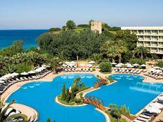 Sani Beach Hotel 5 Stars luxury hotel in Kassandra - Sani Offers Reviews