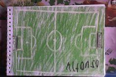 Cancha de Fútbol.