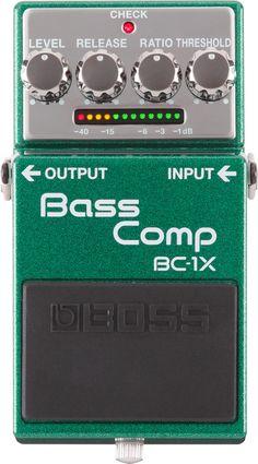 Arriving Soon! Boss BC-1X