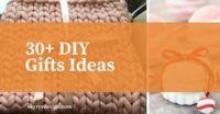 30+ diy gifts ideas