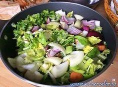 Dado Vegetale fatto in Casa Wine Recipes, My Recipes, Cooking Recipes, Healthy Recipes, Antipasto, Diy Food, Finger Foods, Cobb Salad, Potato Salad
