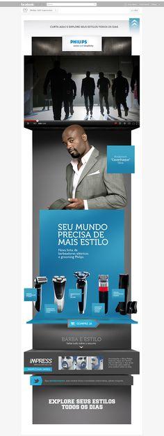 Philips - Barbeadores e Grooming - gustavoterra