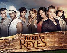 Telenovela Tierra de Reyes  Ver Capítulos completos