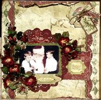 A Project by sexypeanut from our Scrapbooking Gallery originally submitted 11/12/10 at 10:52 PM