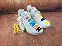 Buy directly from the world's most awesome indie brands. Buy Shoes, Men's Shoes, Human Race Shoes, Pharrell Williams, Shoe Game, Women Sandals, Running Shoes, Adidas Sneakers, Mens Fashion