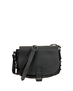 Pieces   Black Night Out Bag/clutch Bag   Lyst