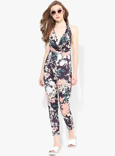 Buy Miss Selfridge Multi Colored Jumpsuit With 2 Strap online in India at best price.Shun the shackles of simple and monotonous dressing by wearing something exclusive like this multicoloured Floral Jumpsuit, Jumpsuit Dress, Romper, Multi Coloured Jumpsuits, Best Online Fashion Stores, Western Wear For Women, Lakme Fashion Week, Types Of Fashion Styles, Jumpsuits For Women